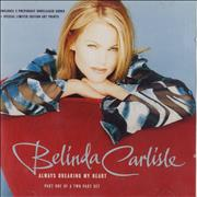 Click here for more info about 'Belinda Carlisle - Always Breaking My Heart - CD1'