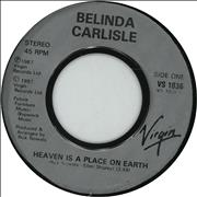 Click here for more info about 'Belinda Carlisle - Heaven Is A Place On Earth - Jukebox'