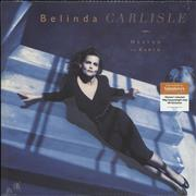 Click here for more info about 'Belinda Carlisle - Heaven On Earth - 180gm Blue Vinyl - Sealed'