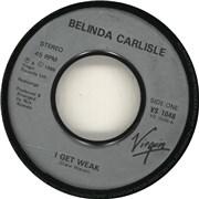 Click here for more info about 'Belinda Carlisle - I Get Weak - Jukebox'