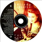 Click here for more info about 'Belinda Carlisle - I Get Weak'