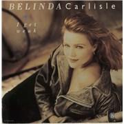 Click here for more info about 'Belinda Carlisle - I Get Weak'