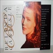 Belinda Carlisle Music Discography Of Rare Posters Displays Page 1 At 991 Com