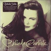 Click here for more info about 'Belinda Carlisle - The Complete Studio Albums - Sealed'