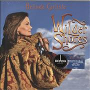 Click here for more info about 'Belinda Carlisle - Wilder Shores - RSD18 - Blue Vinyl + 7
