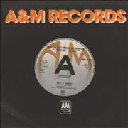Click here for more info about 'Bell & James - Just Can't Get Enough (Of Your Love) - A-Label'