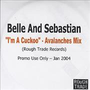 Click here for more info about 'Belle & Sebastian - I'm A Cuckoo - Avalanches Mix'
