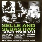 Click here for more info about 'Belle & Sebastian - Japan Tour 2011'
