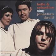 Click here for more info about 'Belle & Sebastian - Jonathan David'