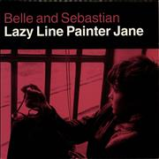 Click here for more info about 'Belle & Sebastian - Lazy Line Painter Jane'
