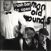 Click here for more info about 'Belle & Sebastian - Push Barman To Open Old Wounds'