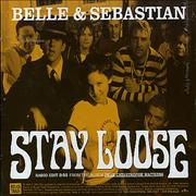 Click here for more info about 'Belle & Sebastian - Stay Loose'