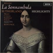Click here for more info about 'Bellini - La Sonnambula - Highlights'