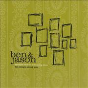 Click here for more info about 'Ben & Jason - Ten Songs About You - Album Sampler'