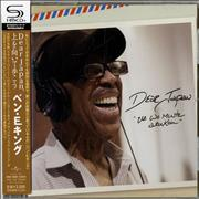 Click here for more info about 'Ben E. King - Dear Japan, Ue Wo Muite Arukou'