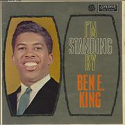 Click here for more info about 'Ben E. King - I'm Standing By EP'
