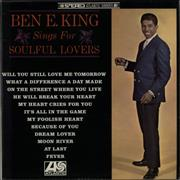 Click here for more info about 'Ben E. King - Sings For Soulful Lovers'