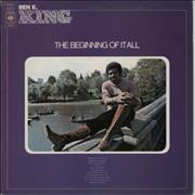 Click here for more info about 'Ben E. King - The Beginning Of It All'