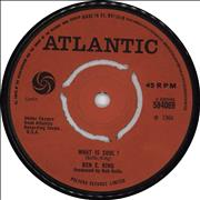 Click here for more info about 'Ben E. King - What Is Soul? - 3pr'