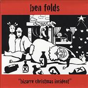 Click here for more info about 'Ben Folds - Bizarre Christmas Incident'