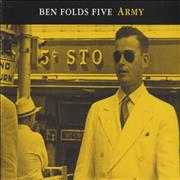 Click here for more info about 'Ben Folds Five - Army'