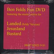 Click here for more info about 'Ben Folds - Fun DVD'