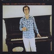 Click here for more info about 'Ben Folds - Learn To Live With What Your Are'
