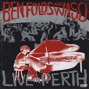 Click here for more info about 'Ben Folds - Live In Perth'