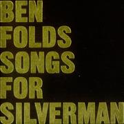 Click here for more info about 'Ben Folds - Songs For Silverman'