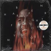 Click here for more info about 'Ben Harper - Fight For Your Mind - Red & Green Vinyl + Numbered Sleeve'