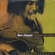 Click here for more info about 'Ben Harper - Ground On Down'