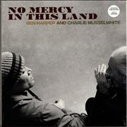 Click here for more info about 'Ben Harper - No Mercy In This Land - RSD - Blue Vinyl'