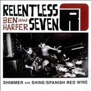 Click here for more info about 'Ben Harper - Shimmer And Shine - Sealed'