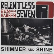 Click here for more info about 'Ben Harper - Shimmer And Shine'
