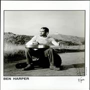 Click here for more info about 'Ben Harper - Welcome To The Real World'