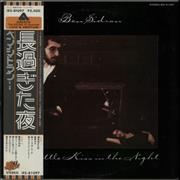 Click here for more info about 'Ben Sidran - A Little Kiss In The Night'