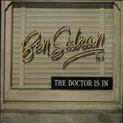 Click here for more info about 'Ben Sidran - The Doctor Is In'