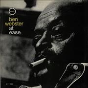 Click here for more info about 'Ben Webster - At Ease'