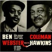 Click here for more info about 'Ben Webster - Ben Webster Meets Coleman Hawkins'