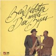 Click here for more info about 'Ben Webster - Ben Webster Meets Don Byas'