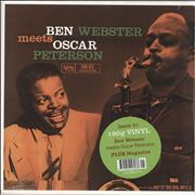 Click here for more info about 'Ben Webster - Meets Oscar Peterson - 180gram vinyl - sealed'