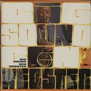 Click here for more info about 'Ben Webster - The Big Sound'