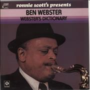 Click here for more info about 'Ben Webster - Webster's Dictionary'