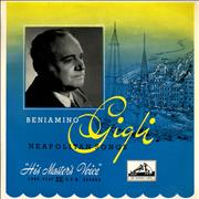 Click here for more info about 'Beniamino Gigli - Neapolitan Songs'