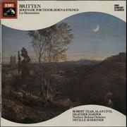 Click here for more info about 'Benjamin Britten - Serenade for Tenor, Horn & Strings / Les Illuminations'