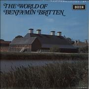 Click here for more info about 'The World Of Benjamin Britten'