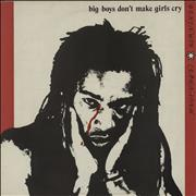 Click here for more info about 'Benjamin Zephaniah - Big Boys Don't Make Girls Cry'