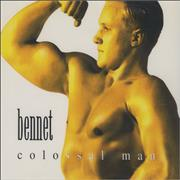 Bennet Colossal Man Netherlands CD single