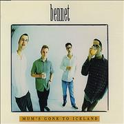 Bennet Mum's Gone To Iceland UK CD single