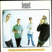 "Bennet Mum's Gone To Iceland UK 7"" vinyl"